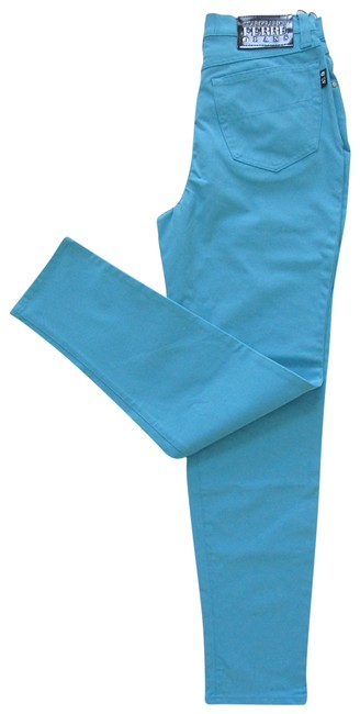 Item - Turquoise Classic Stretch Relaxed Fit Jeans Size 31 (6, M)