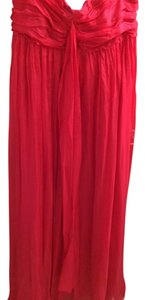 Robert Rodriguez Fuchsia Dress
