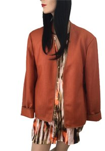 Jones New York Versatile Day/evening Orange Jacket