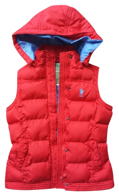 U.S. Polo Assn. Puffy U.s. Assn. Vest