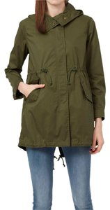 Uniqlo Spring Cotton Military Styling Versatile Autumn Military Jacket