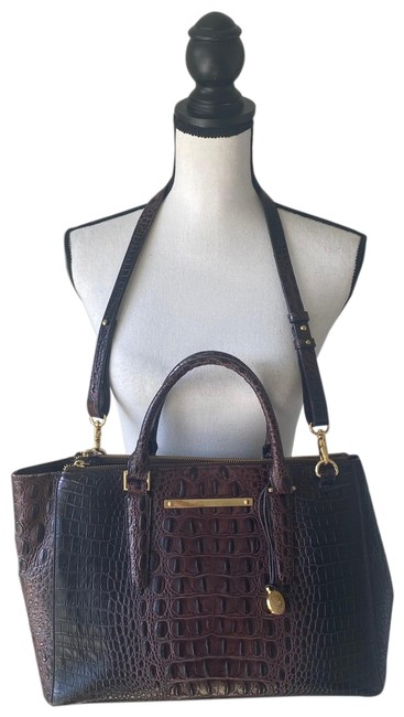 Item - Brown Leather Tote