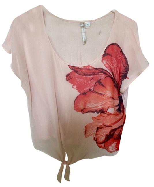 LC Lauren Conrad Top Pink