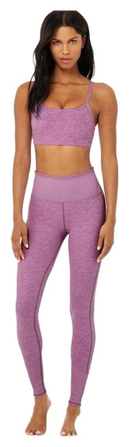 Item - Electric Lilac Hw Lounge Activewear Bottoms Size 2 (XS)