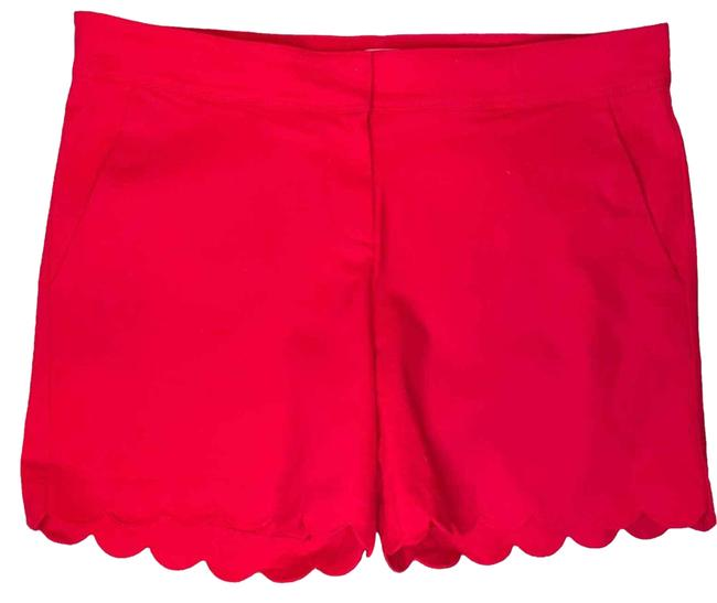 Item - Red New with Tags Scallop Shorts Size 10 (M, 31)