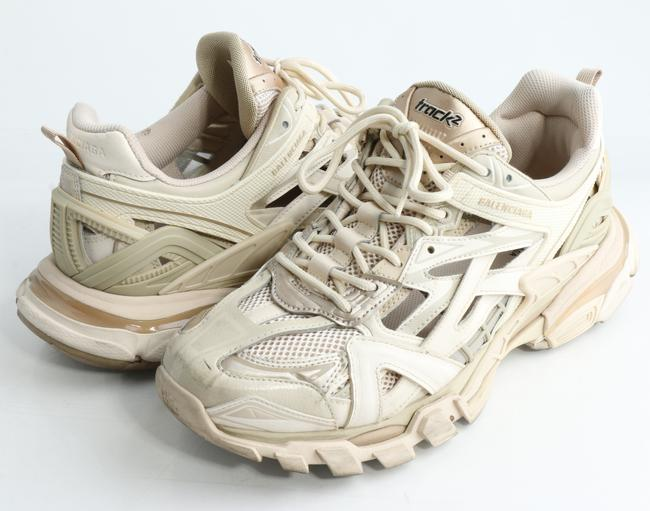 Item - Nude Track Sneakers Shoes
