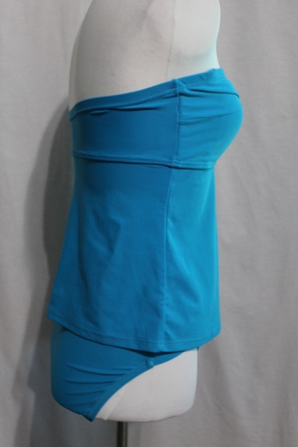Tropical Honey New With Tags Misses Size 10 Tropical Honey Strapless Tankini