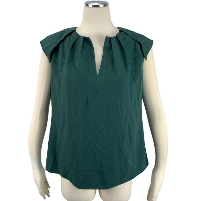 Item - Green Small Emerald Blouse Size 4 (S)