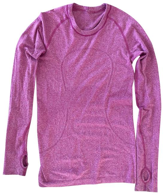 Item - Pink Swiftly Tech Activewear Top Size 4 (S)