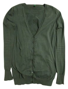 United Colors of Benetton Sisley V-neck Button Cardigan