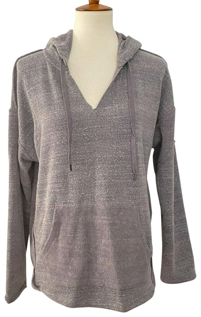 Item - Gray L New Large Kaia Neck Pullover Sweatshirt/Hoodie Size 12 (L)