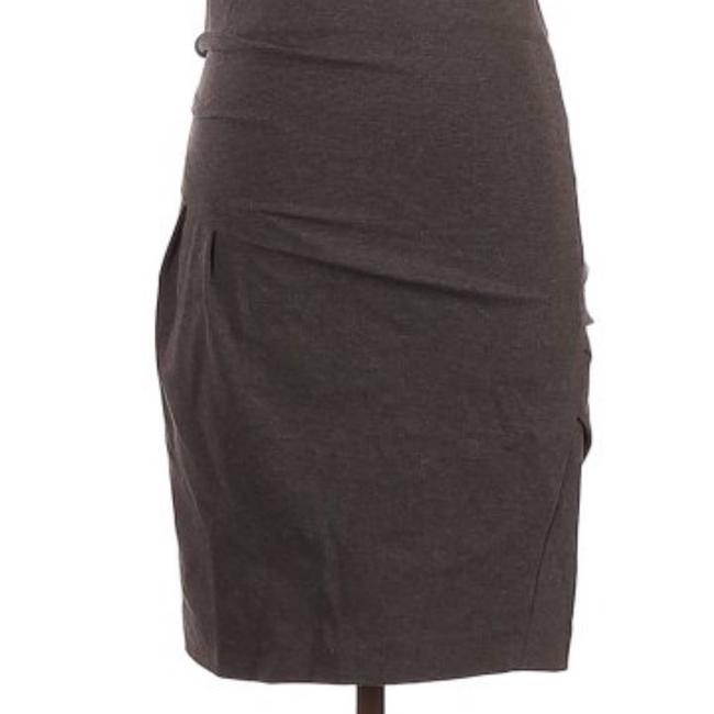 Item - Gray Charcoal Bodycon Pencil Women's Skirt Size 6 (S, 28)