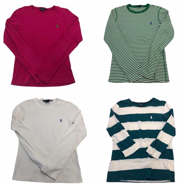 Item - Green Casual Tee Shirt Size 8 (M)