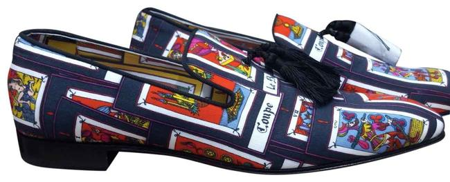 Item - Multicolor with Red Soles Oficialito From Tarot Capsule Flats Size EU 43 (Approx. US 13) Regular (M, B)