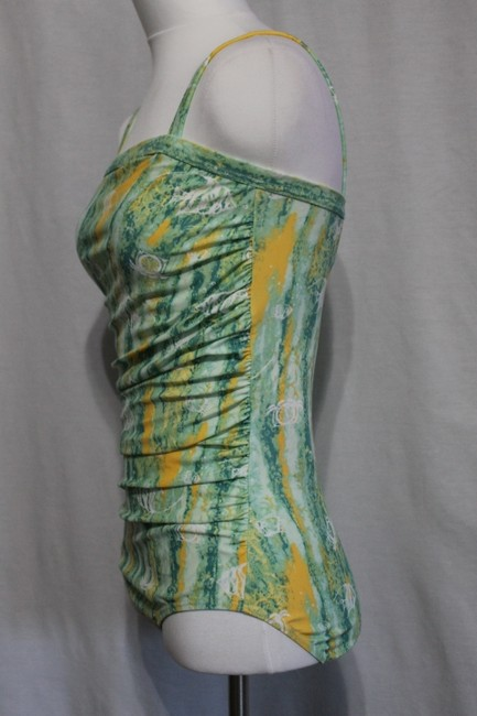 Caribbean Soul New With Tags Size 10 Caribbean Soul One - Piece Swimsuit