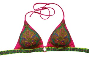 Victoria's Secret Victoria's Secret Paisley Bikini Top Size S New FREE SHIPPING