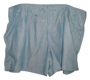 Toxik 3 Cuffed Shorts Light Blue