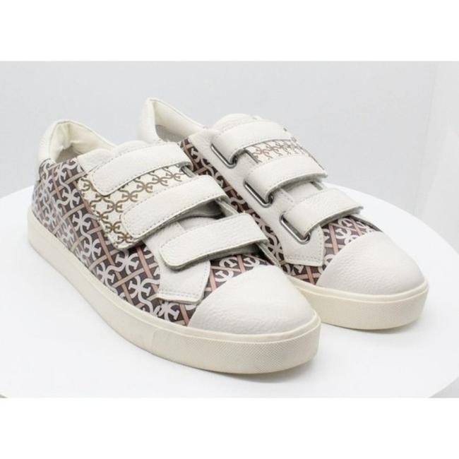 Item - White Gray Emilie Stay-put Closure Sneakers Boots/Booties Size US 9 Regular (M, B)