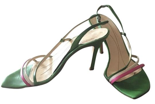 Kate Spade Green Sandals