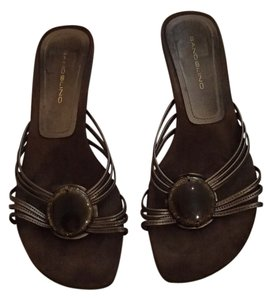 Bandolino Bandalino Bandalino Brown Sandals