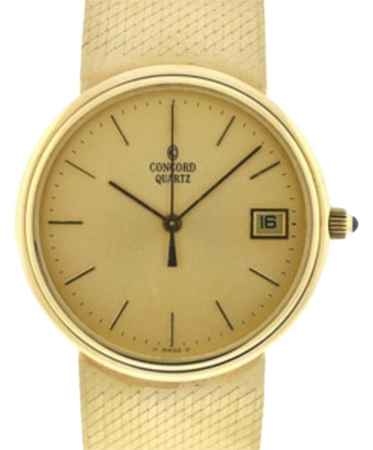 Concord Gold Vintage 1951 14k Watch Concord Gold Vintage 1951 14k Watch Image 1