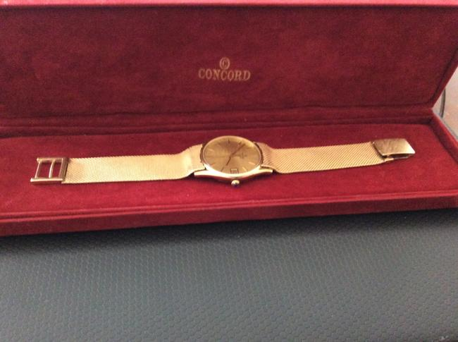 Concord Gold Vintage 1951 14k Watch Concord Gold Vintage 1951 14k Watch Image 7