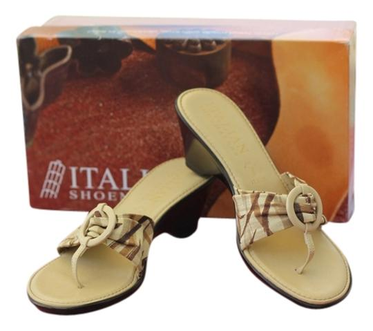 Preload https://img-static.tradesy.com/item/2962312/tan-with-plaid-strapy-italian-shoemaker-rare-hand-made-love-in-italy-only-worn-once-sandals-size-us-0-0-540-540.jpg
