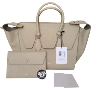 Céline Tie Knot Tie Knot Tie Mini Micro Nano Belt Luggage Chanel Tote in  Light Beige 5c046b2532