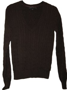 Tommy Hilfiger V-neck Cableknit Sweater