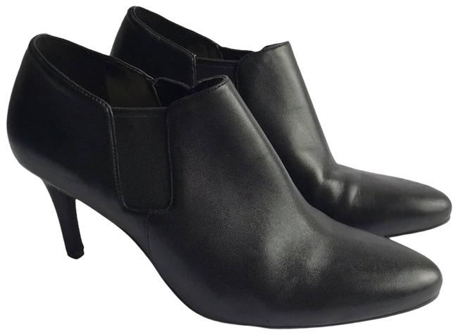 Item - Black Maxfield Ankle Heels Pointy Toe Fall Boots/Booties Size US 9 Regular (M, B)
