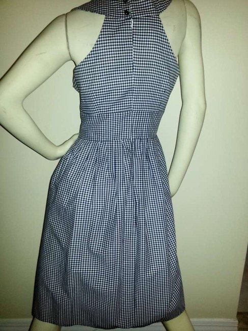 Dorby Petite short dress black & white check on Tradesy