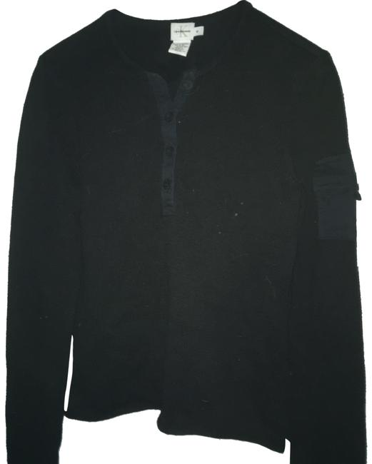 Preload https://img-static.tradesy.com/item/2962894/calvin-klein-henley-black-sweater-0-2-650-650.jpg