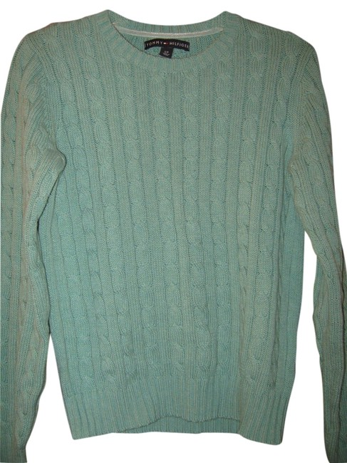 Tommy Hilfiger Crewneck Cableknit Sweater