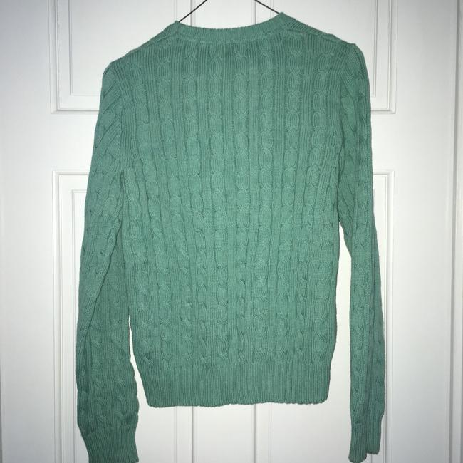 Tommy Hilfiger Crewneck Cableknit Sweater Image 1