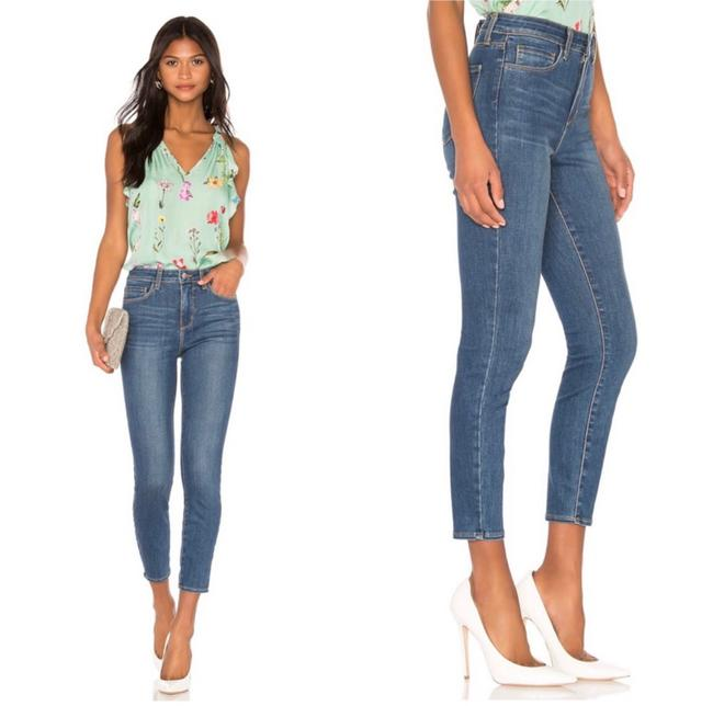 Item - Blue High Rise Margot Skinny Jeans Size 2 (XS, 26)