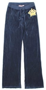 Juicy Couture Relaxed Pants Royal Blue