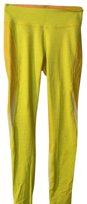 Item - Yellow Zoom 7/8 Activewear Bottoms Size 4 (S)