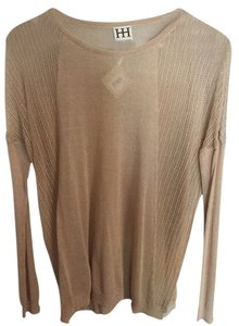 Haute Hippie Nude Sweater