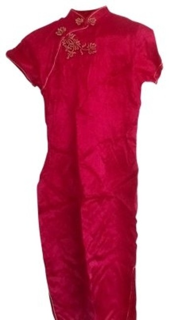 Preload https://img-static.tradesy.com/item/29643/hot-pink-chinese-style-knee-length-cocktail-dress-size-6-s-0-0-650-650.jpg