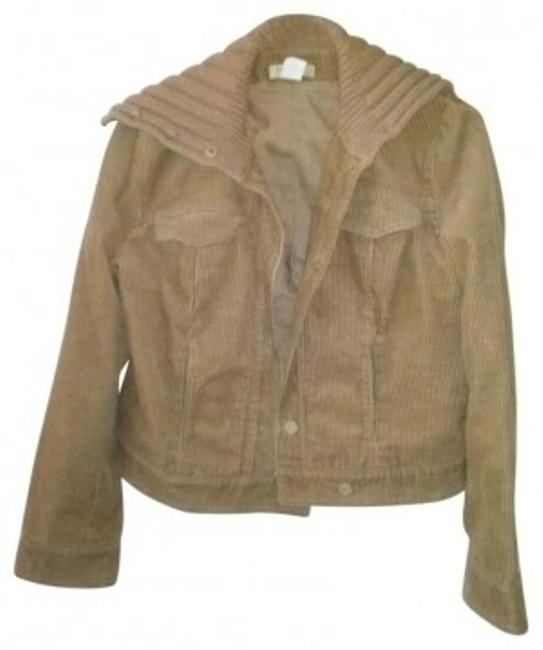 Item - Tan Corduroy Jacket Size 10 (M)