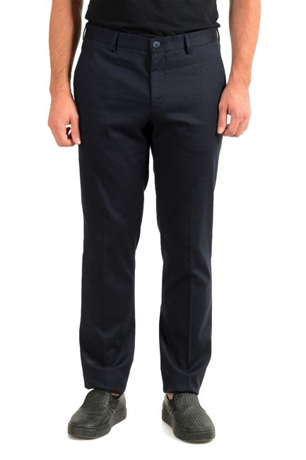 """Item - Blue W Men's """"Baltho-w"""" Slim Fit Casual Us 34r It 50r Pants Size OS (one size)"""