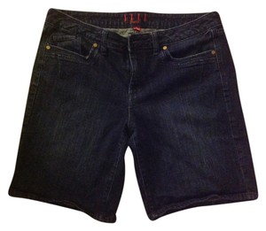 Elle Bermuda Shorts Denim