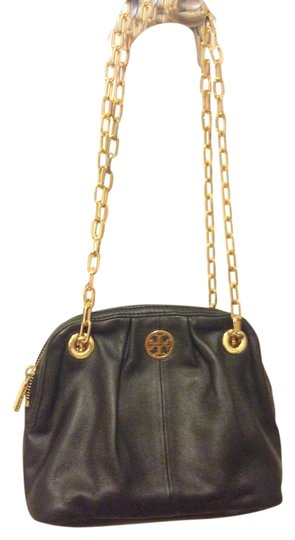 Tory Burch Chain Gold Shoulder Bag