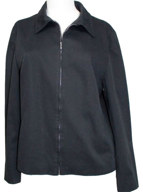 Escada Sport Cotton Blend Jacket
