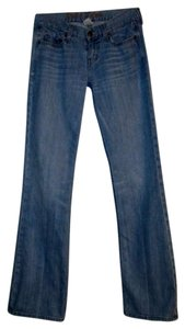 Abercrombie & Fitch Ezra Light Wash 27 4 Relaxed Fit Jeans-Light Wash