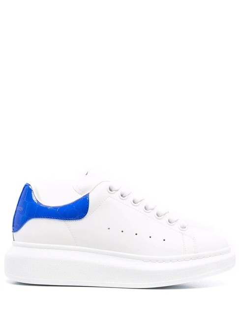 Item - White Oversized Sneakers Size EU 38 (Approx. US 8) Regular (M, B)