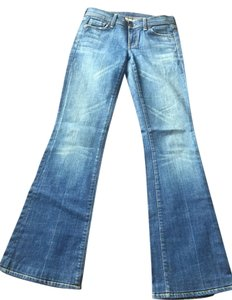 Citizens of Humanity Boot Cut Jeans-Light Wash
