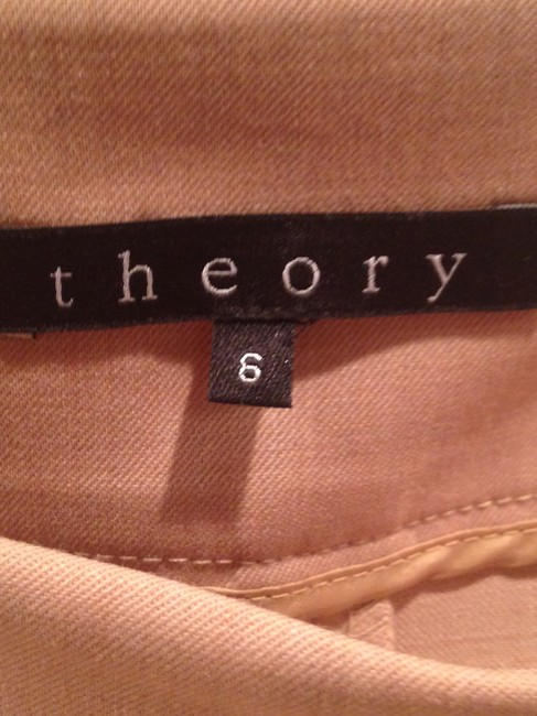 Theory Skirt taupe Image 2