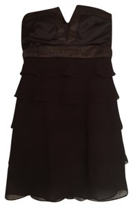 fab'rik Mini Tube Nwt Tiered Dress