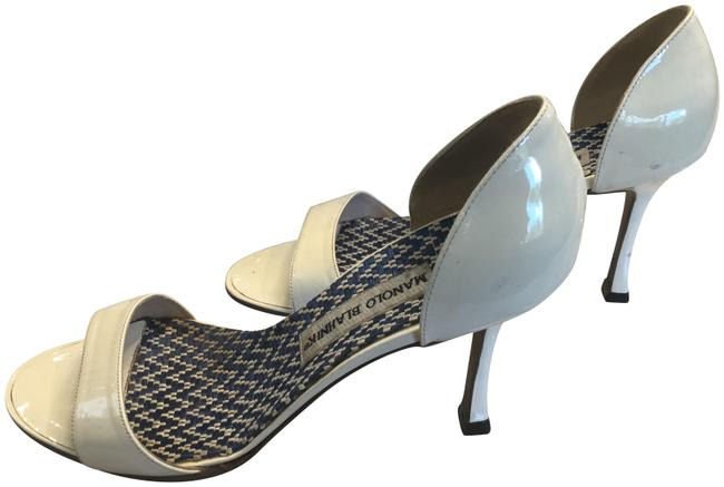 Item - White / Cream Colored Formal Shoes Size US 6 Regular (M, B)